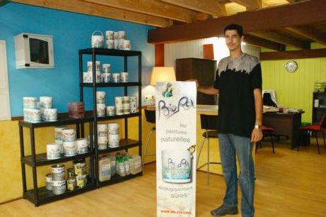 Bio-Rox : Les peintures d'origine végétale à base de soja