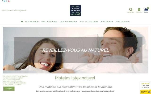 Matelas Latex Naturel Ktalogue Bio