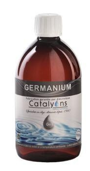 Catalyons germanium 500ml et 1 litre