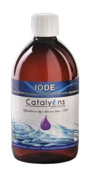 Catalyons Iode 500ml