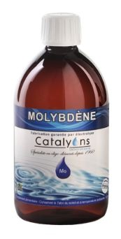 Catalyons molybdène